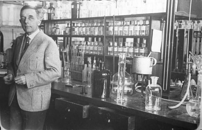 Dr Otto Heinrich Warburg